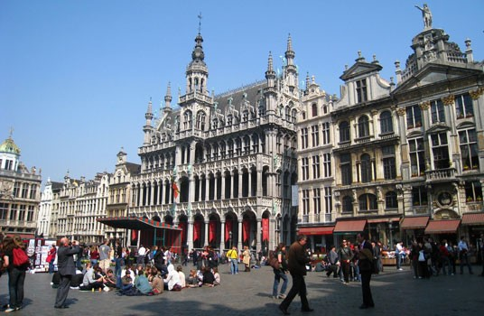Brussels Tourist Information 2018