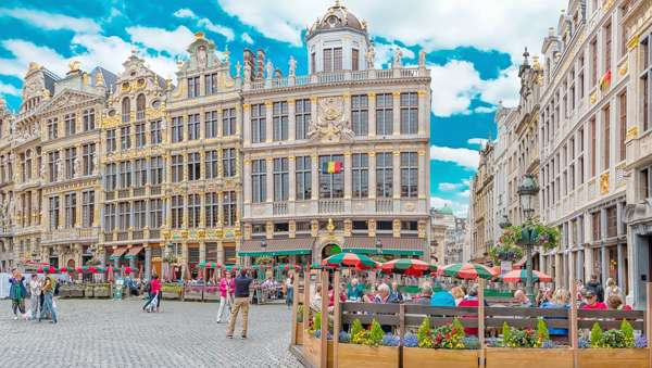 Brussels Centre Accommodation - Hotels, Hostels, Apartments