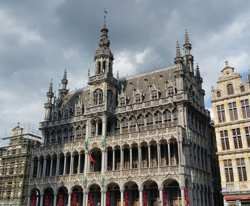 Brussels City Museum Location