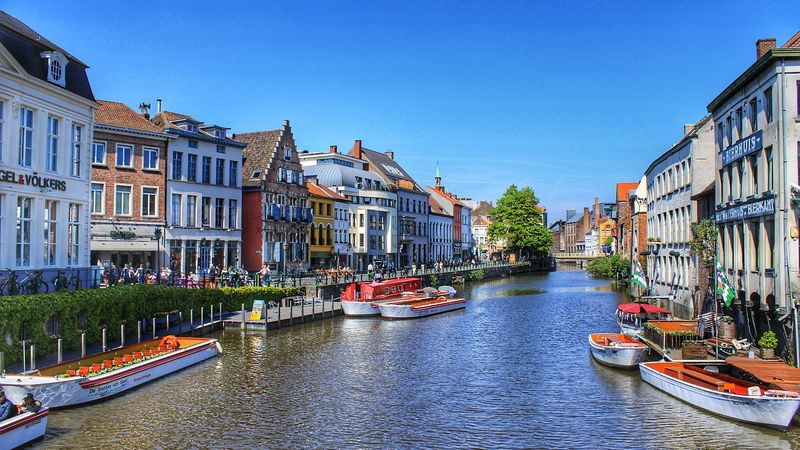 Ghent tours from Brussels - Brussels.info